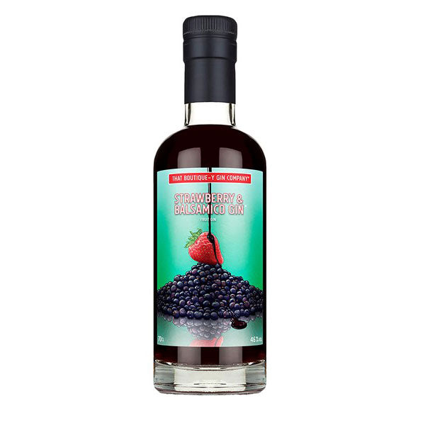 That Boutique-y Gin Strawberry & Balsamico - Trekantens Is