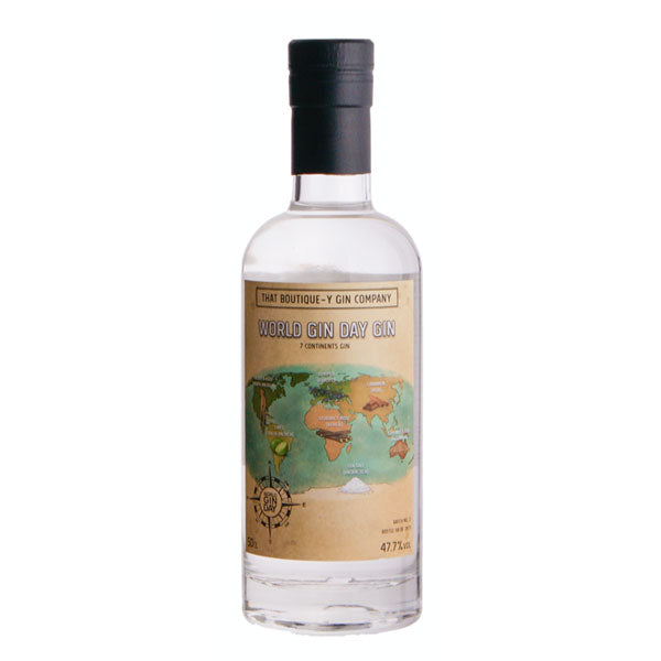 That Boutique-y Gin World Gin Day Gin - Trekantens Is