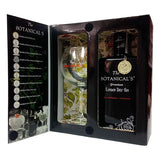 The Botanicals Premium Gin med glas - Trekantens Is