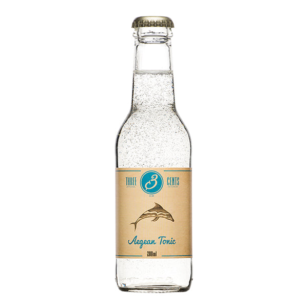 Three Cents Aegean Tonic - Trekantens Is