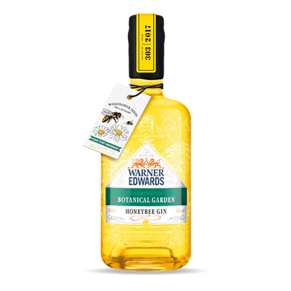 Warner Edwards Honeybee Gin - Trekantens Is