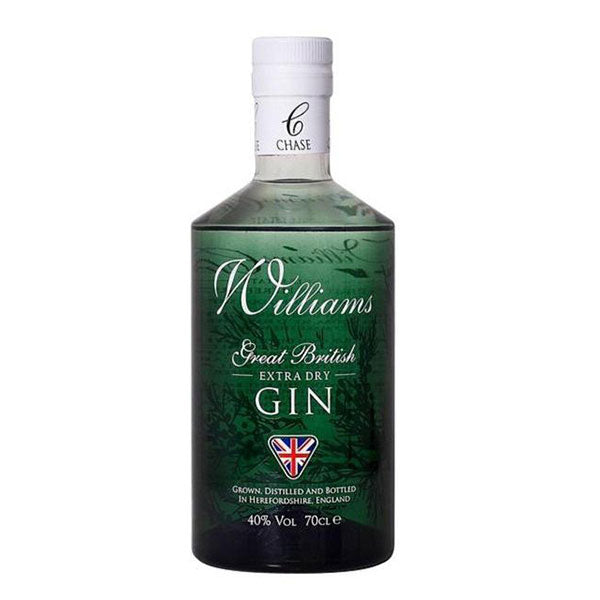 Williams Chase Great British Extra Dry Gin - Trekantens Is