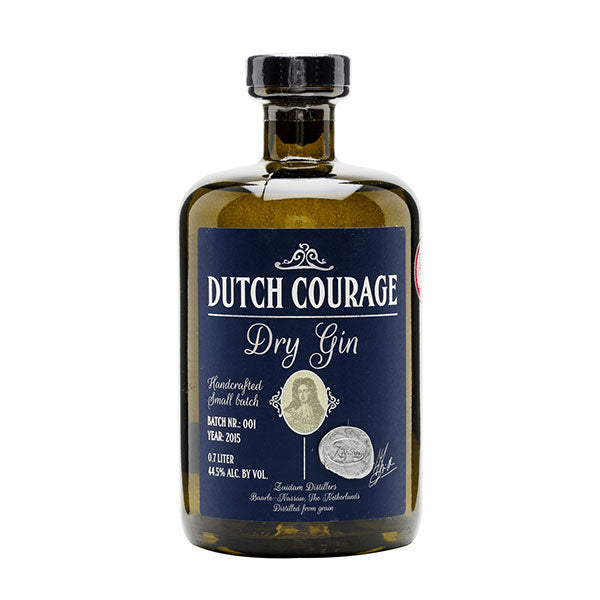 Zuidam Dutch Courage Dry Gin - Trekantens Is