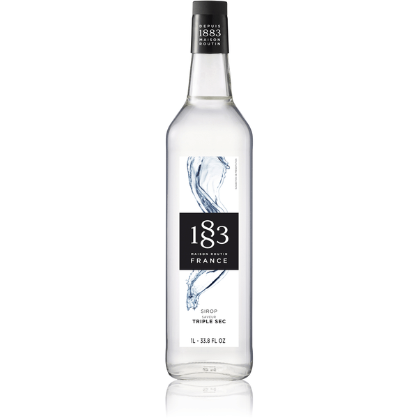1883 Triple Sec sirup - Trekantens Is