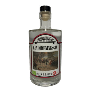 Genforenings Gin - Trekantens Is