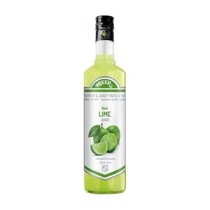 Mixers lime juice
