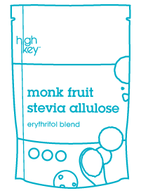 Flour substitutes icon for HighKey Monk Fruit Stevia Allulose  sugar substitute