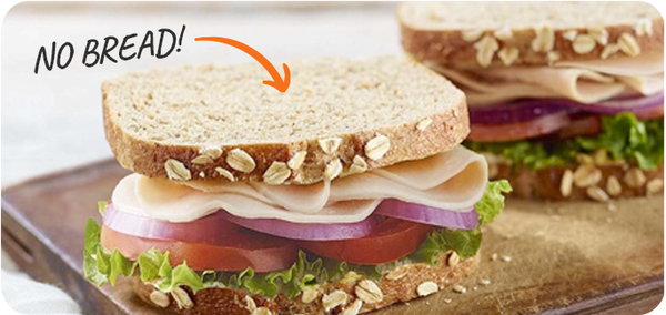 Keto Friendly Restaurants Panera Bread Turkey Sandwich (hold the bread)
