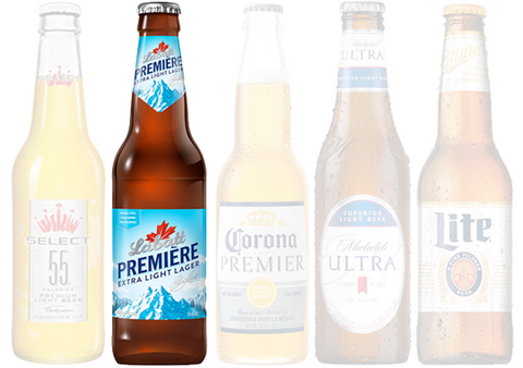 Low Carb Beers, Labatt Premier | HighKey Snacks
