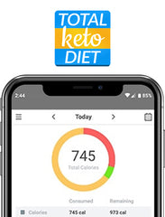 where did the total keto diet app go