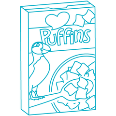 gluten free cereal barbara's puffins