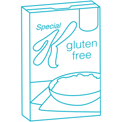 gluten free cereal special k