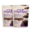Highkey Low Net Carb Baking Mix Brownie Baking Mix | 2 Pack Flavor