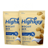 Keto Friendly Butermilk Biscuit Mix Baking Mix HighKey Snacks 2-Pack