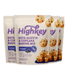 Highkey Low Net Carb Baking Mix Blueberry Muffin Baking Mix Flavor
