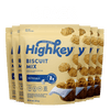 Keto Friendly Butermilk Biscuit Mix Baking Mix HighKey Snacks 6-Pack - Buy 5 Get One FREE!