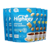 Highkey Low Net Carb Baked Goods Chocolate Chip Mini Cookies 6 Pack Flavor 2 oz.