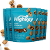 Highkey Low Net Carb Baked Goods Chocolate Chip Mini Cookies 6 Pack Flavor Falling Ingredients 2 oz.