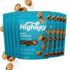 Highkey Low Net Carb Baked Goods Chocolate Chip Mini Cookies 9 Pack Flavor Falling Ingredients