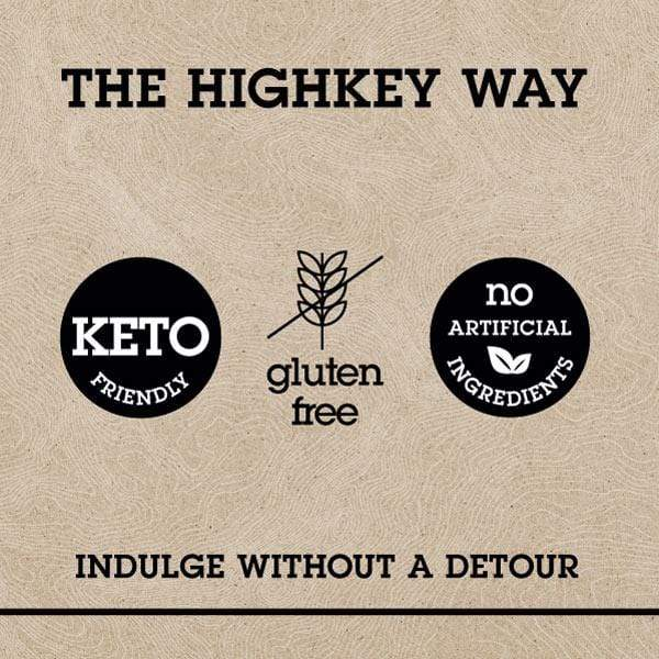 The HighKey Way | Keto-Friendly - Gluten Free - No Artificial Ingredients | INDULGE WITHOUT A DETOUR