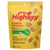 Highkey Low Net Carb Cheese Crunch Cheese Crunch Parmesan Cheese 1Pk Flavor