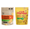 Highkey Keto-Friendly Cheese Crunch Cheese Crunch Parmesan Cheese 1Pk Flavor  Packaging May Vary