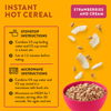 cooking instructions highkey hot cereal