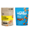 Highkey Keto-Friendly Baked Goods Snickerdoodle Mini Cookies Flavor  Packaging May Vary