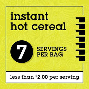 7 Servings Per Bag | less than $2.00 per serving