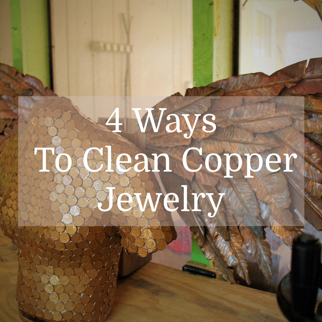 4 Ways To Clean Copper Jewelry At Home