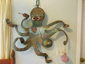 Ms Kitty The Octopus