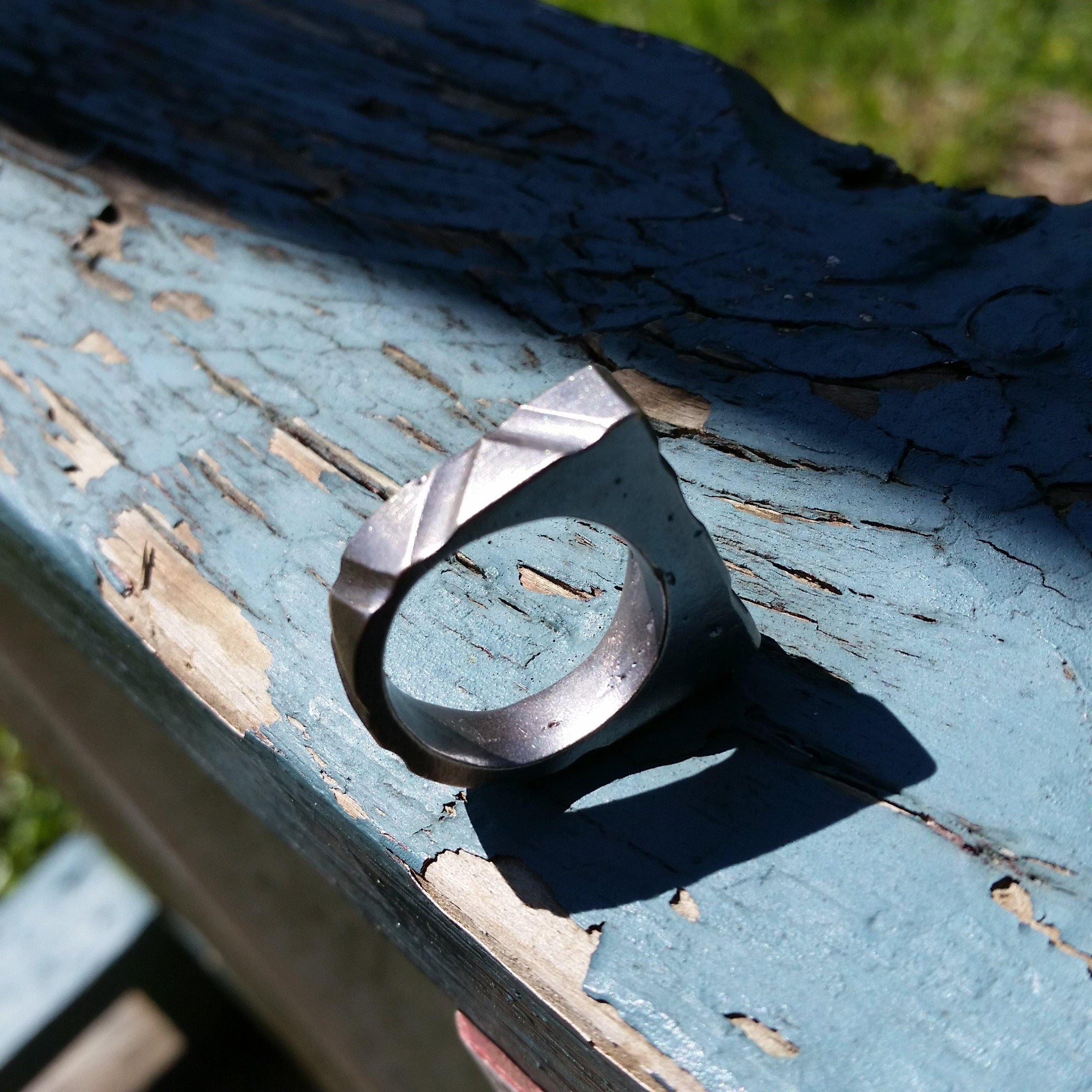 Hunter Size 8.5 Ring