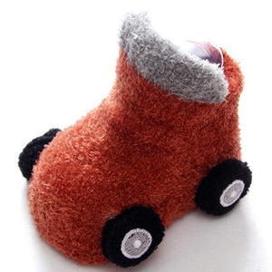 Cozy Car Baby Socks - Autumn/Winter Collection