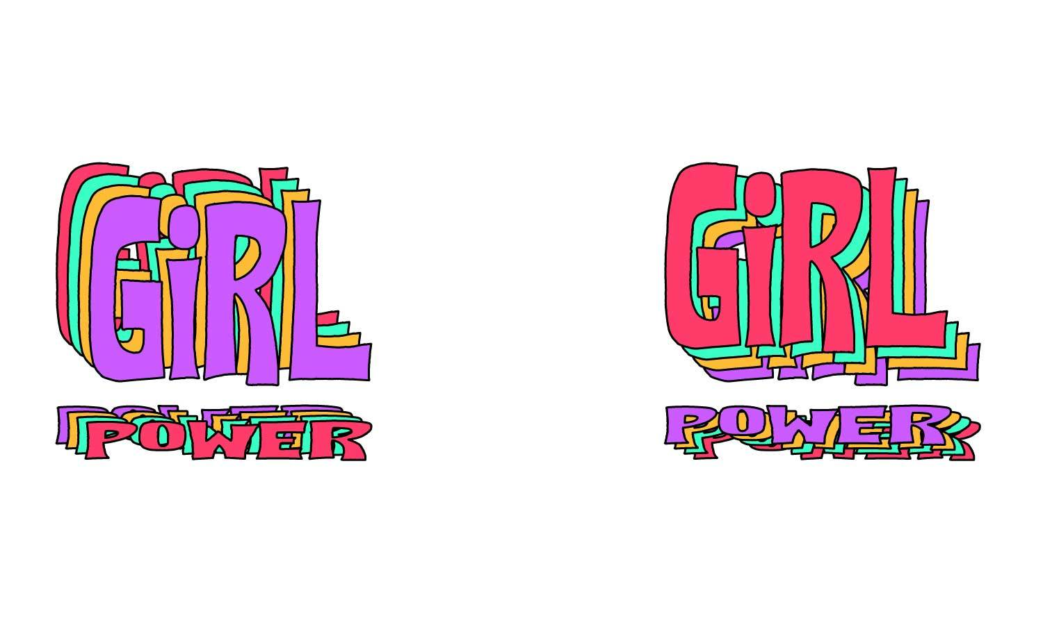 Mug Girl Power - SA128