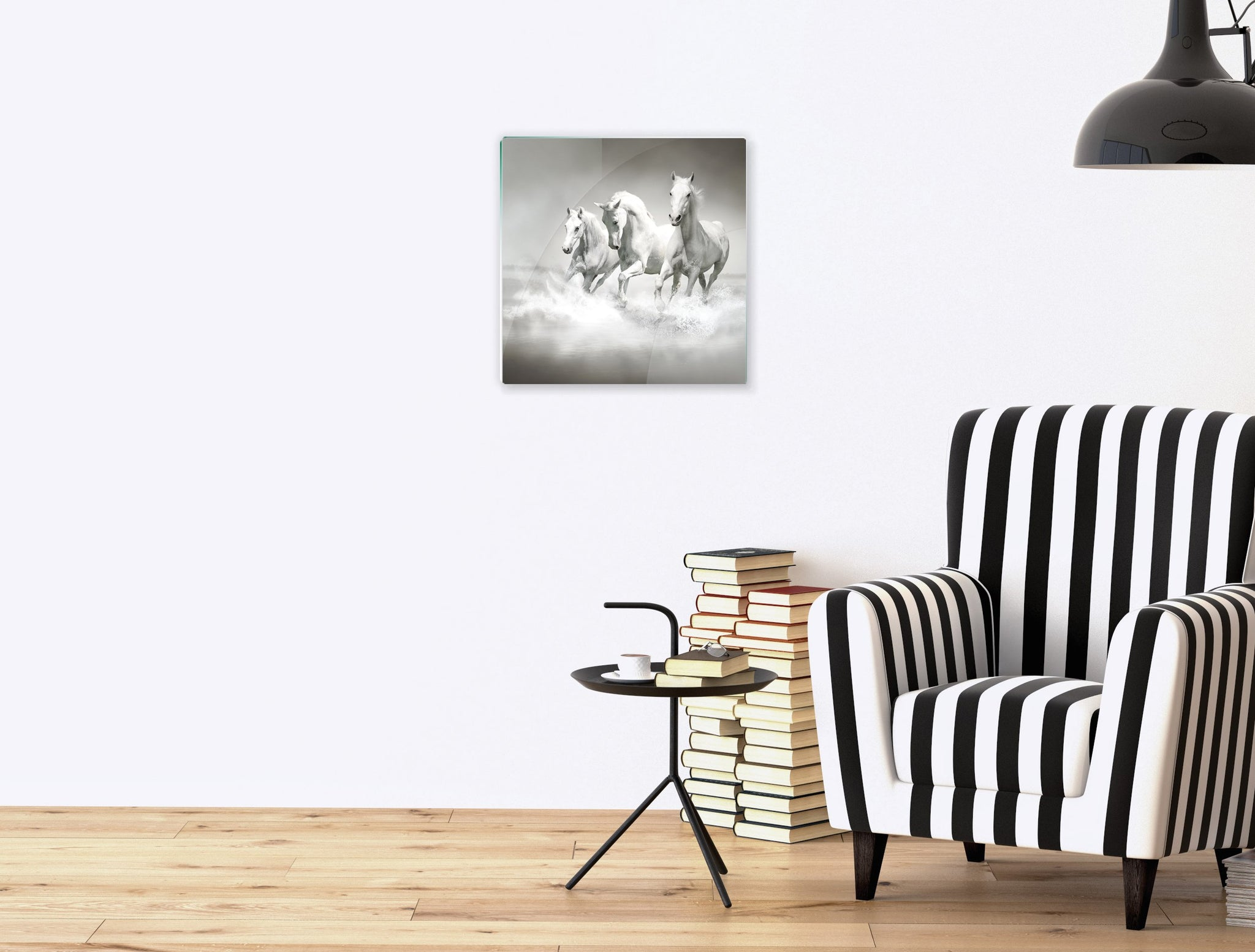 Art wall pictures horses - AP080 - Art Life Decor