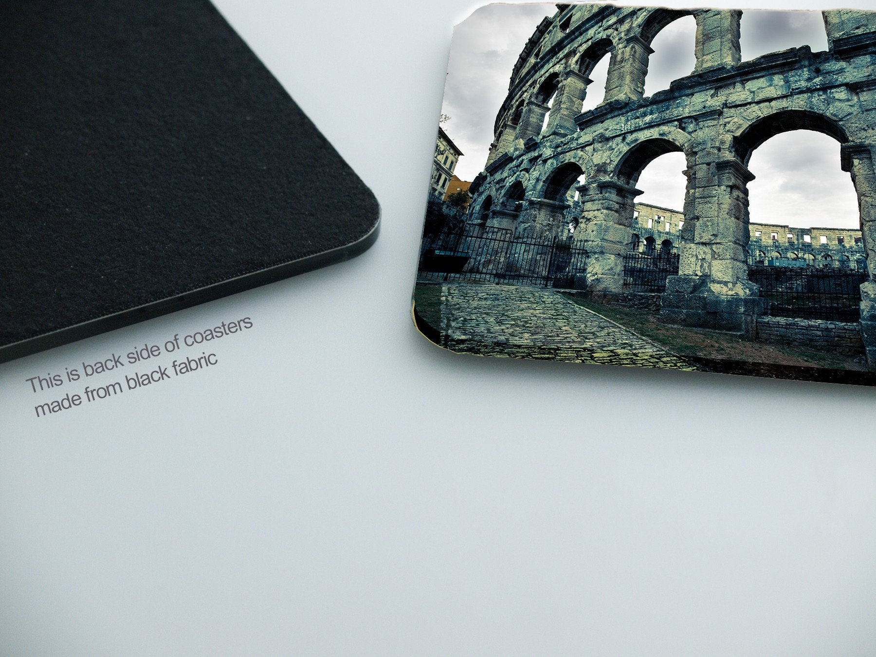Coasters-  Coloseum  CO020 - Art Life Decor