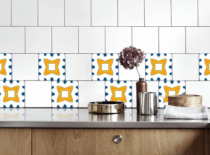 Tile stickers - KP067