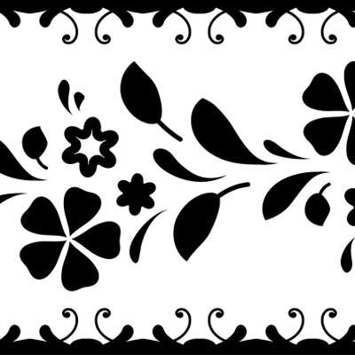 Tile stickers - KP028