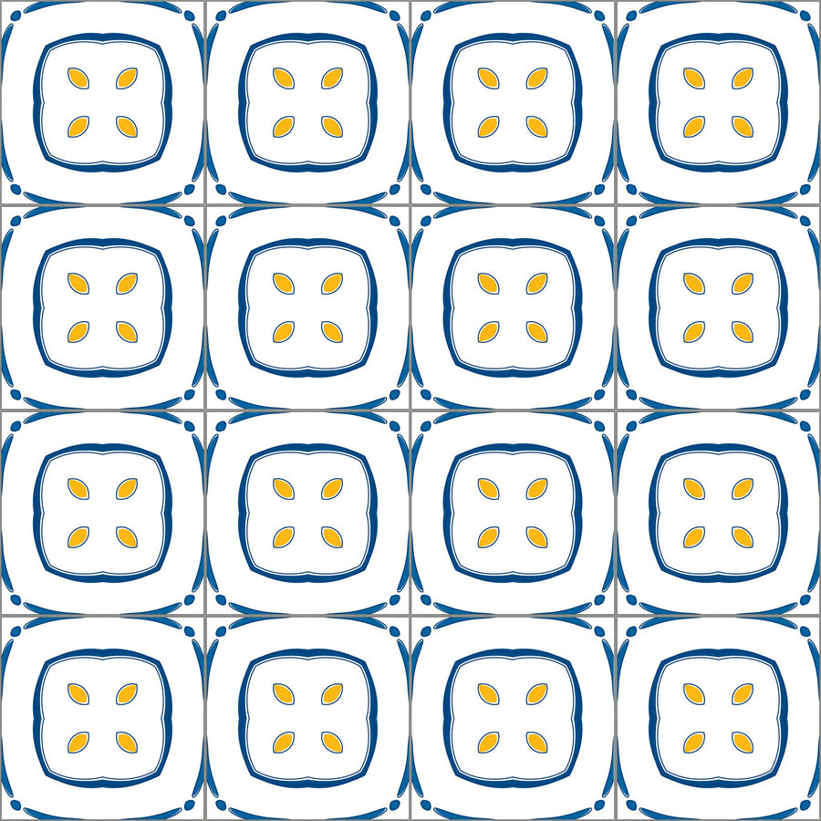 Tile stickers - KP106