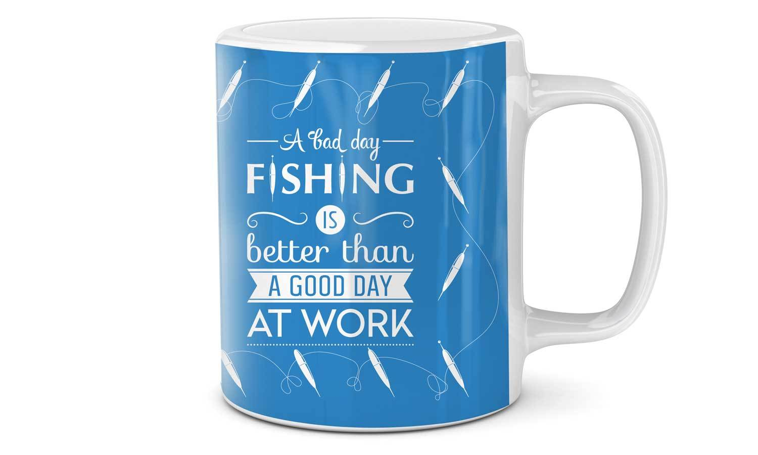 Mug Fishing Day - SA043