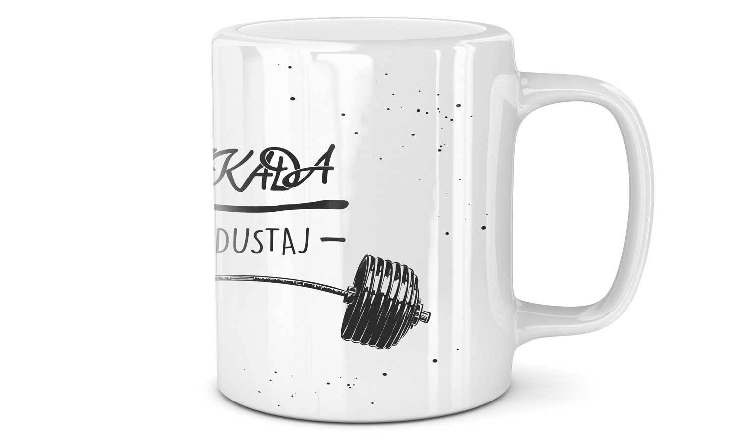 Mug Never Gives Up - SA063