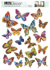 Butterfly - Windows decoration WL029 - Art Life Decor