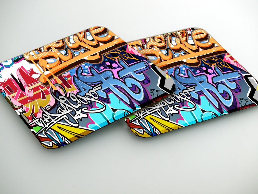 Coasters- Graffiti  CO015 - Art Life Decor