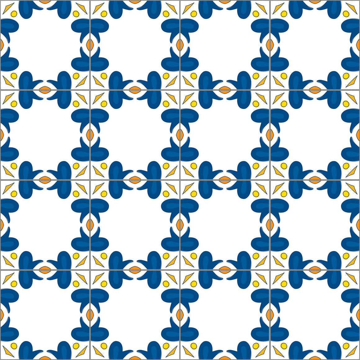 Tile stickers - KP077