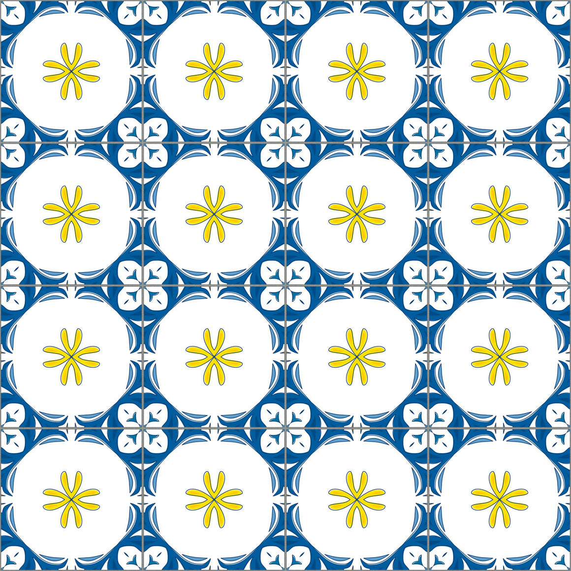 Tile stickers - KP075