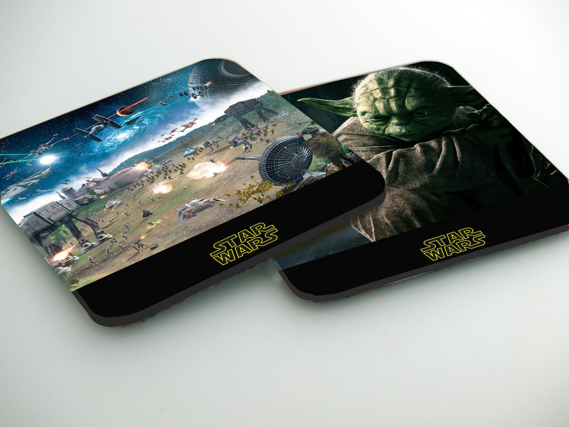 Coasters-  Star Wars  CO034 - Art Life Decor