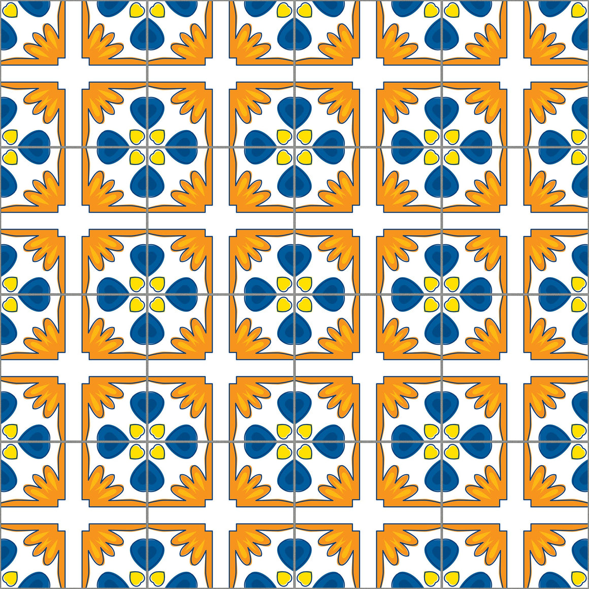 Tile stickers - KP069