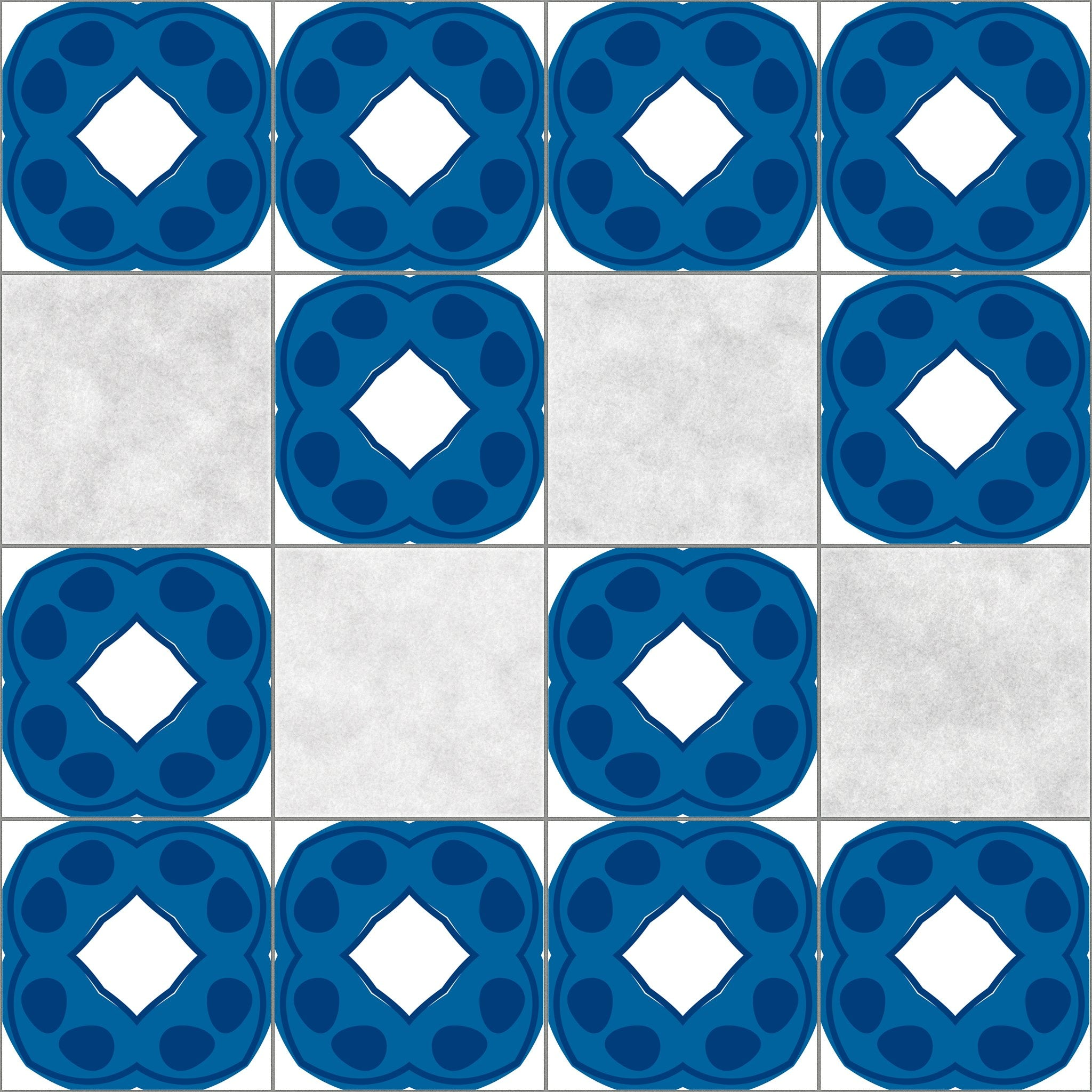 Tile stickers - KP107