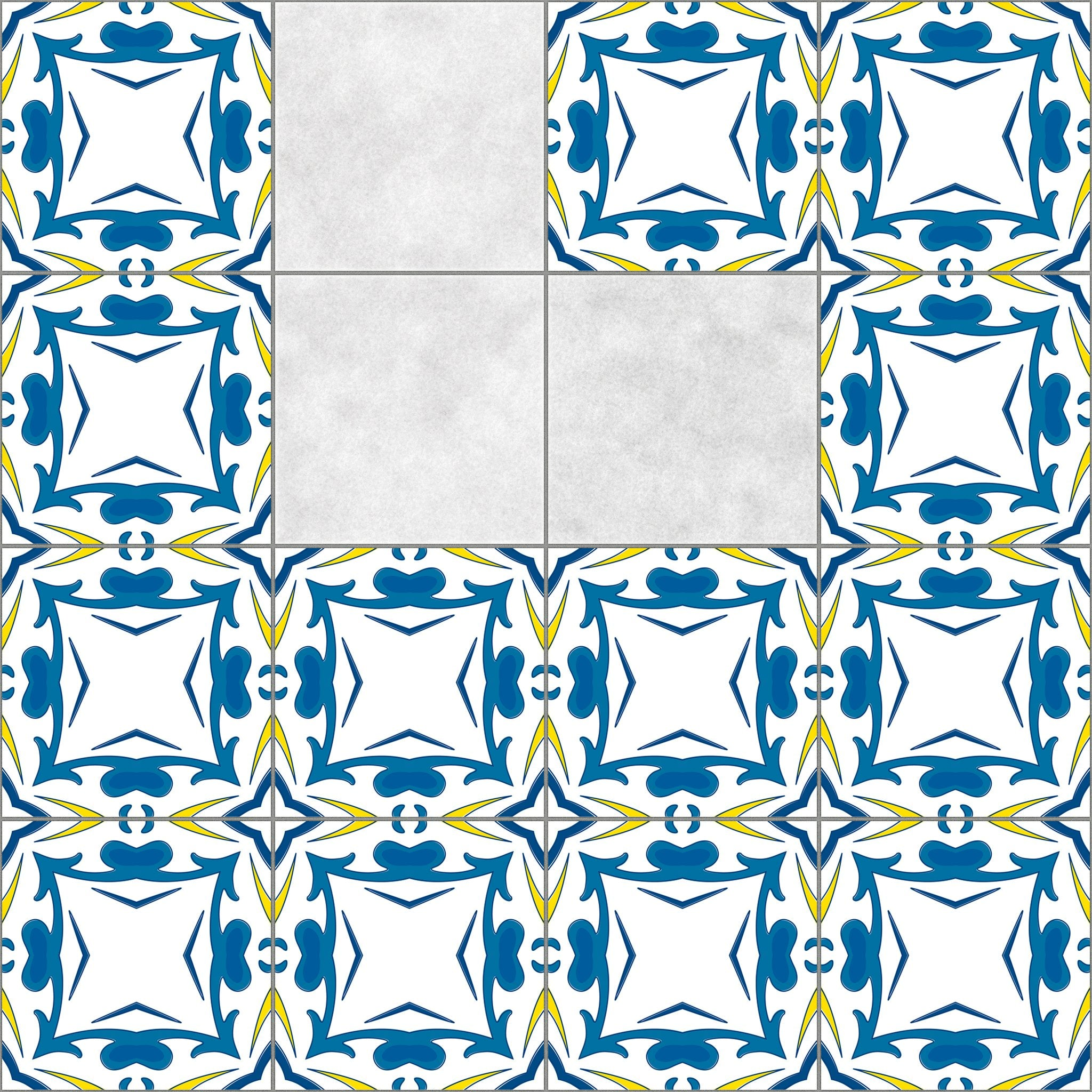 Tile stickers - KP090