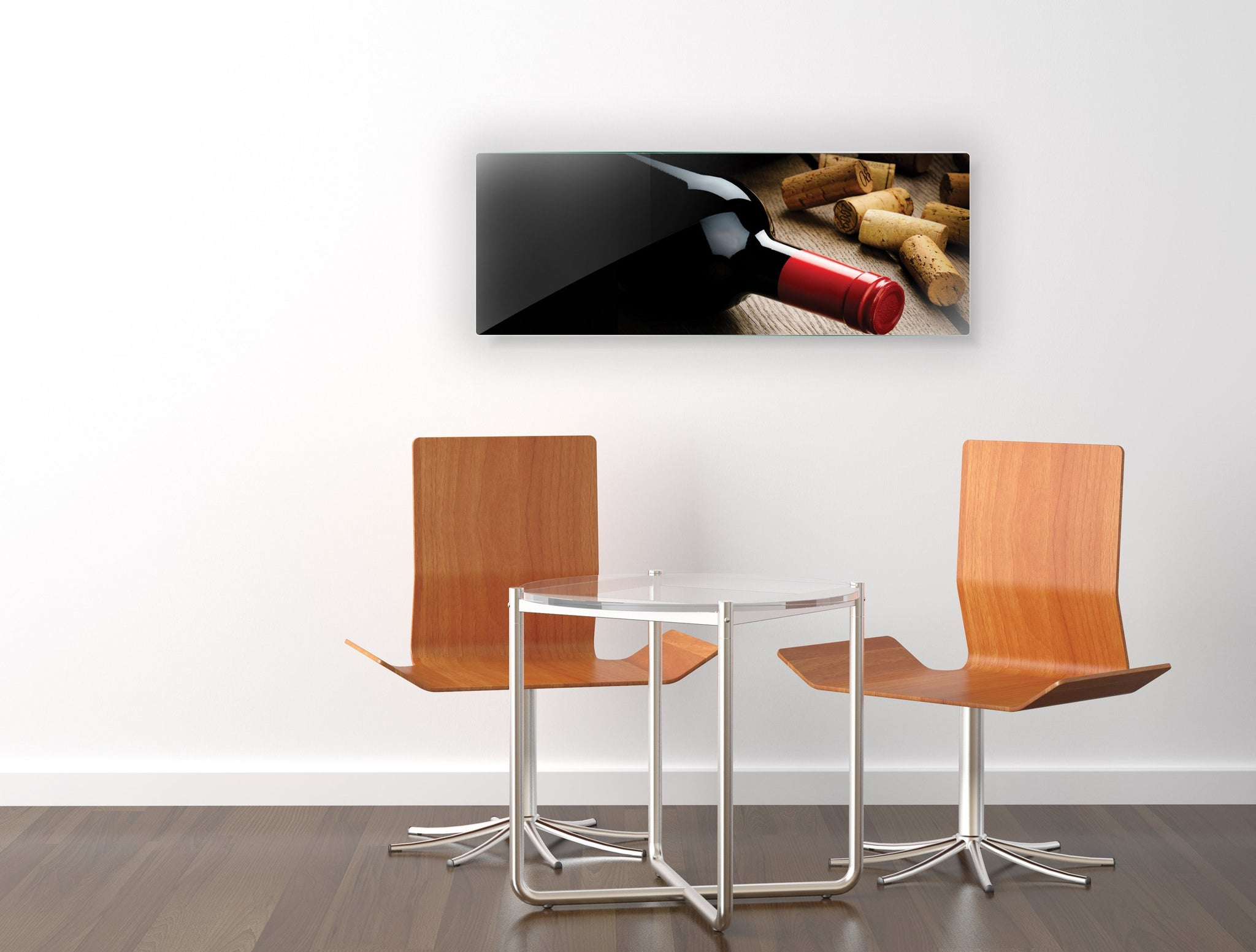 Art wall pictures Wine bottle - AP038 - Art Life Decor